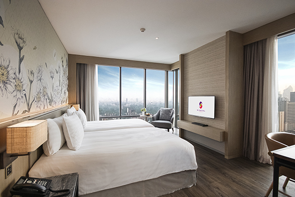2-bedroom hotel promotion bangkok